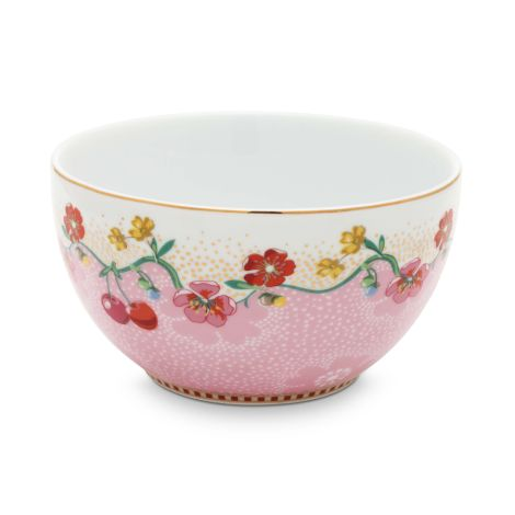 PIP Studio Schüssel Cherry Pink 12 cm •