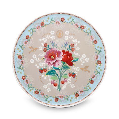 PIP Studio Kuchenplatte Rose Khaki 30,5 cm