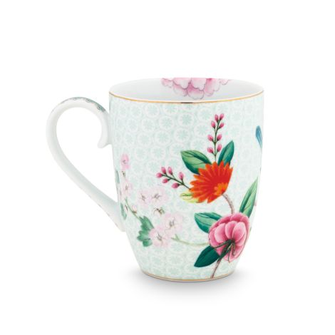 PIP Studio Große Tasse Blushing Birds White