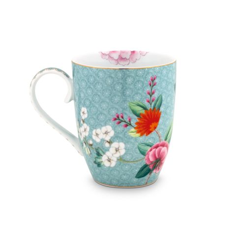 PIP Studio Große Tasse Blushing Birds Blue