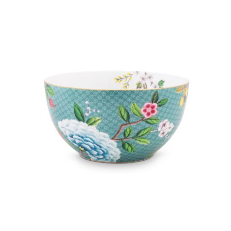 PIP Studio Schüssel Blushing Birds Blue 15 cm