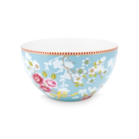 PIP Studio Schüssel Chinese Rose Blue