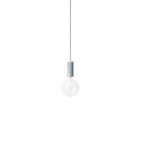 ferm LIVING Hängeleuchte COLLECT Low Dark Blue