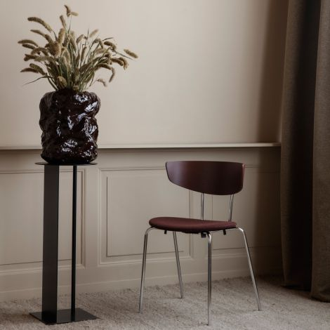 ferm LIVING Vase Tuck Red Brown