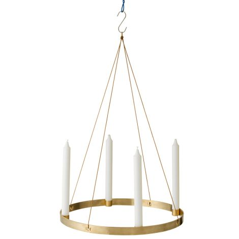 ferm LIVING Kerzenhalter Advent Circle