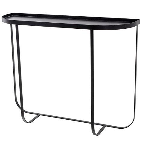 Bloomingville Konsolen Tisch Harper Black