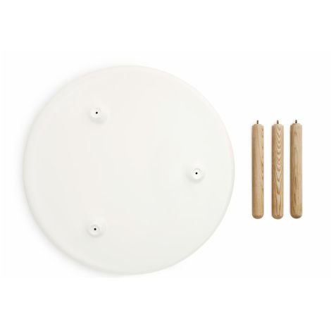 Normann Copenhagen Tablo Tisch Small White