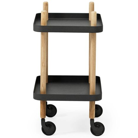 Normann Copenhagen Block Tisch Black