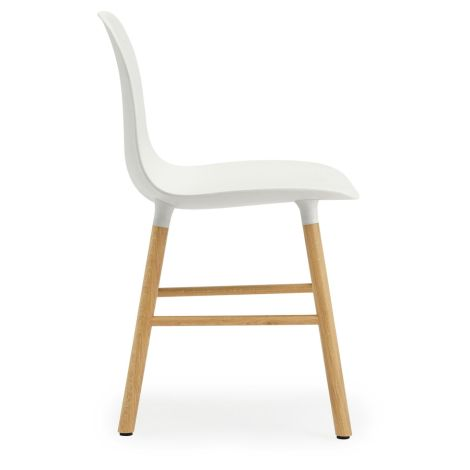 Normann Copenhagen Form Stuhl Oak/White