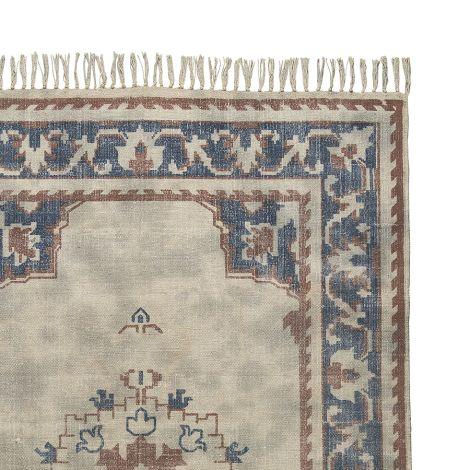 IB LAURSEN Teppich Blau