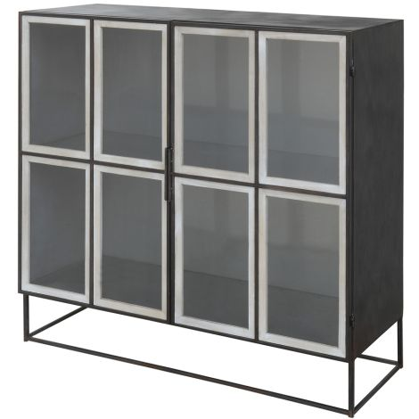 Bloomingville Schrank Black Metal