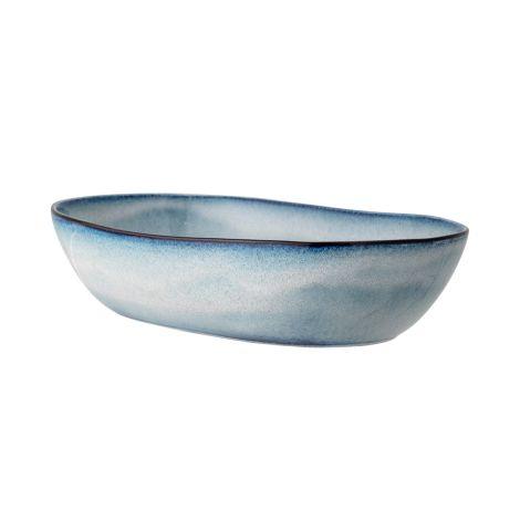 Bloomingville Schüssel Sandrine Blue 32 cm
