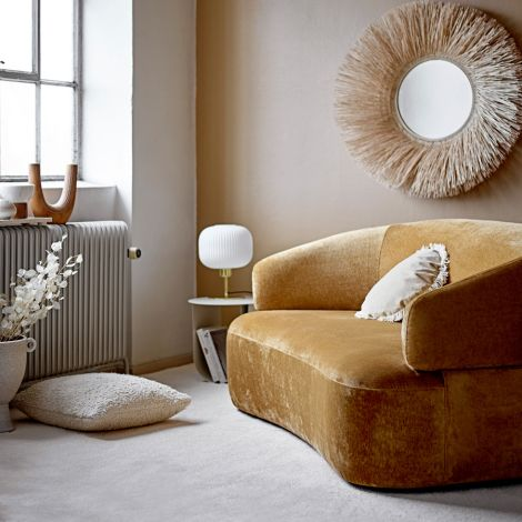 Bloomingville Sofa Coil Brown