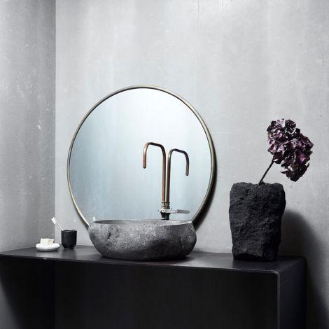 MUUBS Spiegel rund Copenhagen S 80 cm