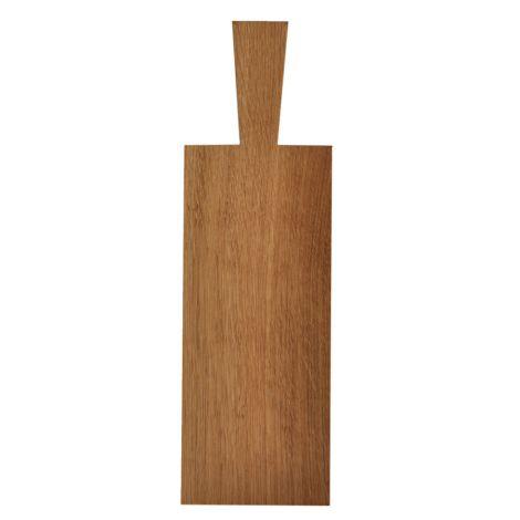 Raumgestalt Brett aus Eiche 29 x 12 x 2,2 cm