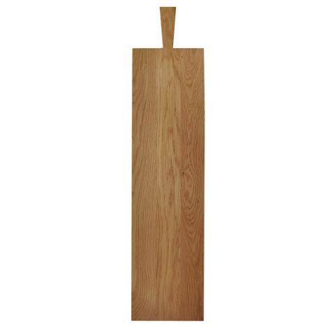 Raumgestalt Brett Eiche supergroß 80 x 21 x 2,2 cm