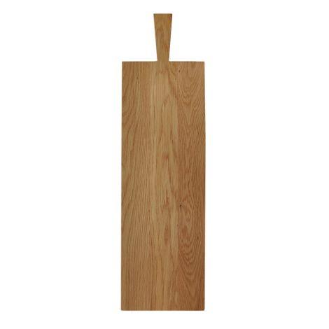Raumgestalt langes Brett Eiche 60 x 21 x 2,2 cm