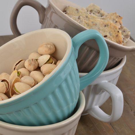 IB LAURSEN Mynte große Rührschüssel Latte