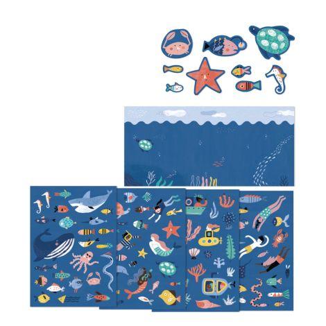 Londji Activities Sea Stickers 150 Sticker