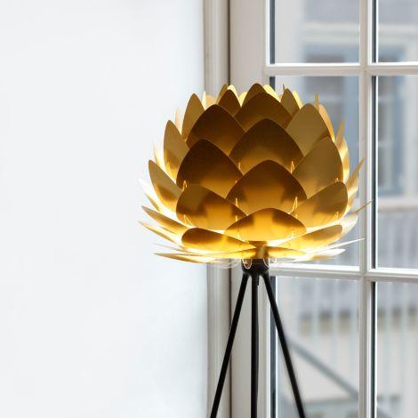 UMAGE - VITA copenhagen Lampenschirm Aluvia Mini Saffron Yellow