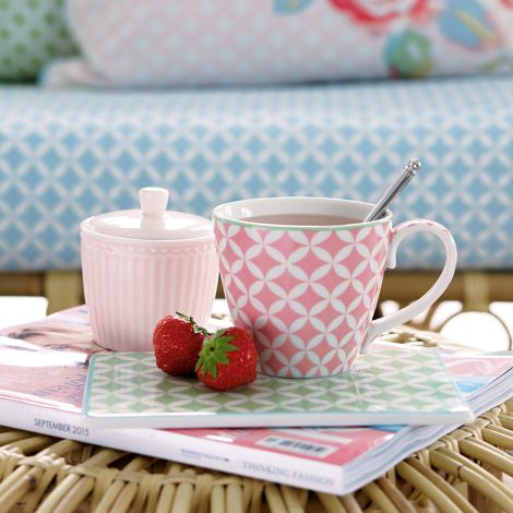 GreenGate Zuckerdose Alice Pale Pink