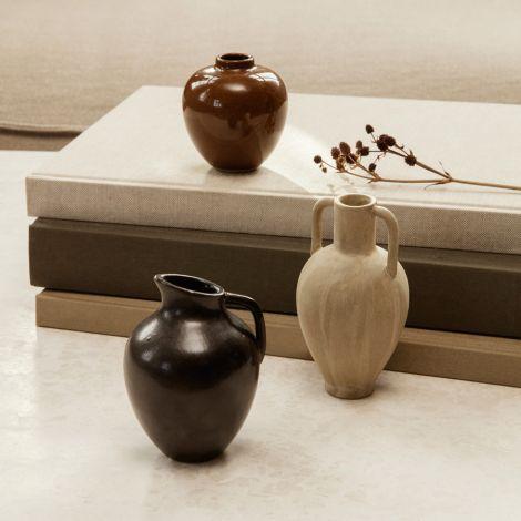 ferm LIVING Mini-Vase Ary L Sand