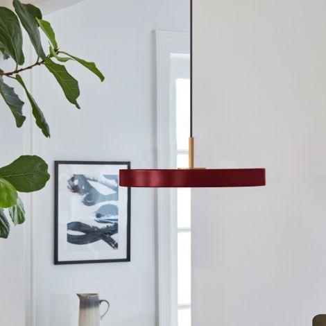 UMAGE - VITA copenhagen Deckenlampe Asteria Mini Ruby