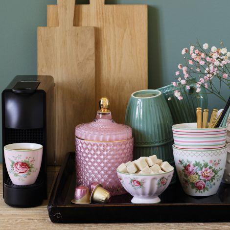 GreenGate Mini Latte Cup Becher Aurelia Pale Pink •
