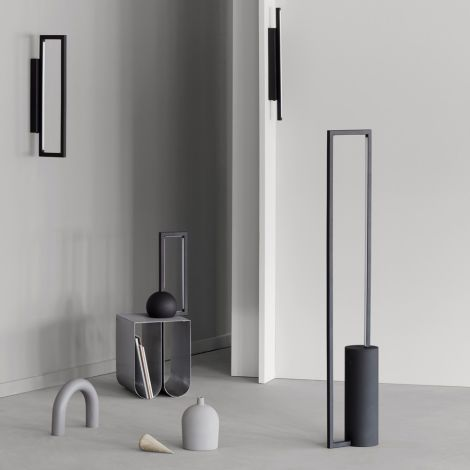Kristina Dam Studio Cylinder Stehlampe