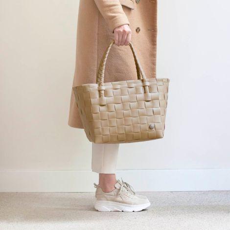 Handed By Shopper Paris Khaki