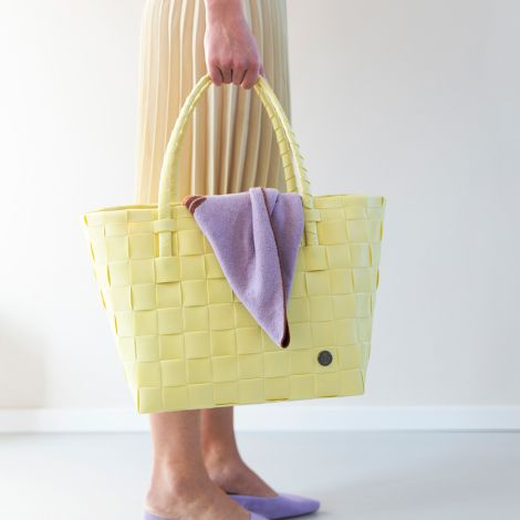 Handed By Tasche Shopper Paris Lemon