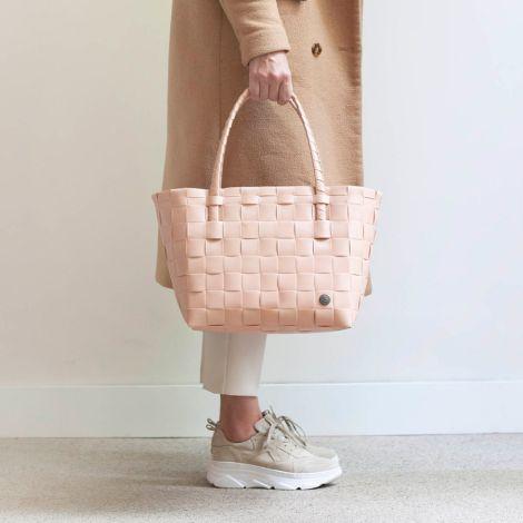 Handed By Shopper Paris Apricot Blush