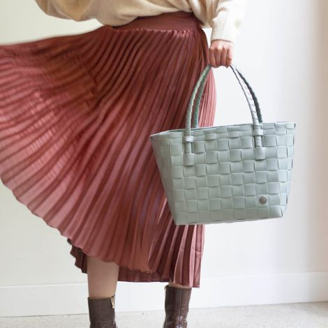 Handed By Shopper Paris Sage Green