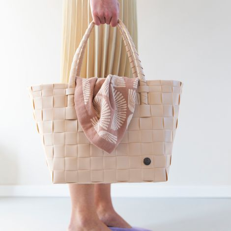 Handed By Tasche Shopper Paris Sahara Sand