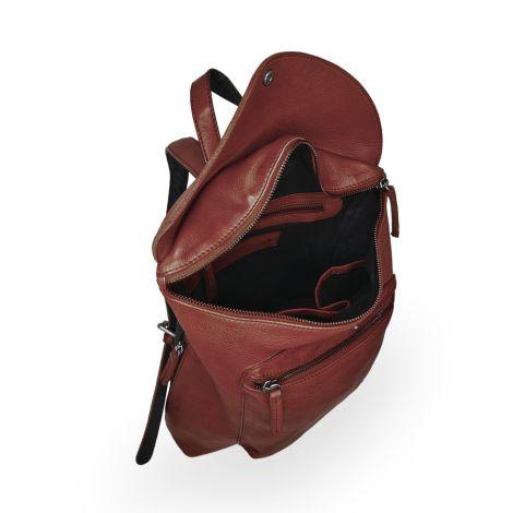 Sticks and Stones Rucksack Bogota Backpack Mustang Brown