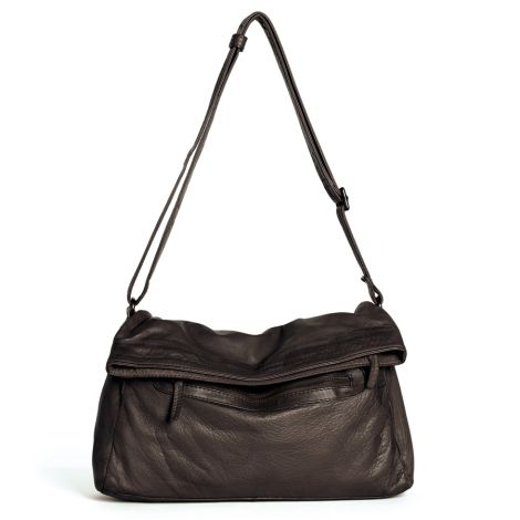 Sticks and Stones Ledertasche Brasilia Sparrow Washed •