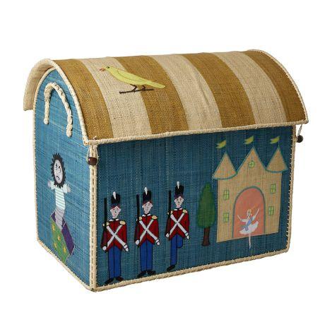 Rice Spielzeugkorb Spielhaus The Steadfast Tin Soldier