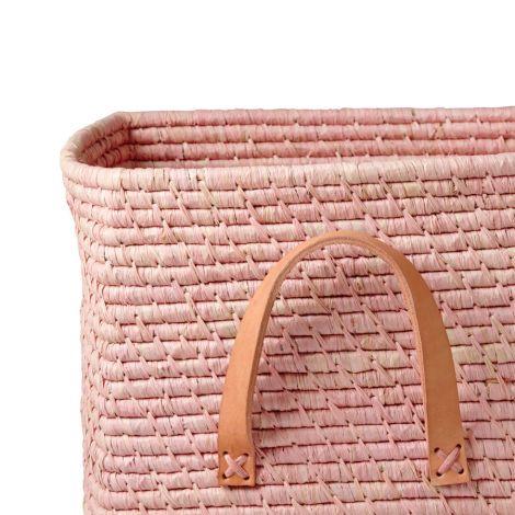 Rice Aufbewahrungskorb Soft Pink