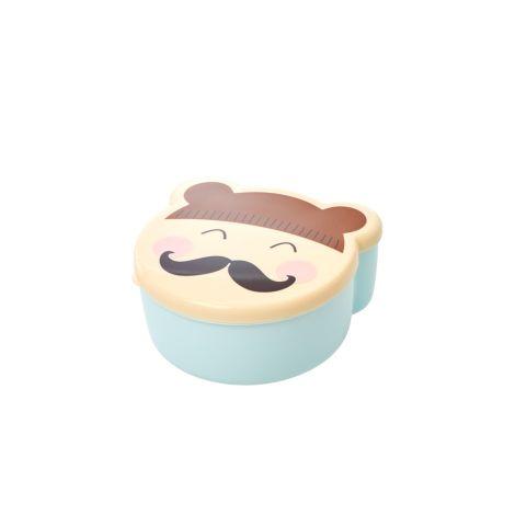 Rice Brotdose Lunchbox Faces Boy 4er-Set