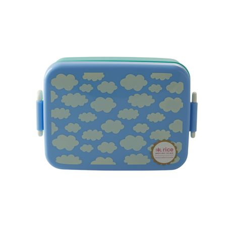 Rice Lunchbox Brotdose Cloud Blue