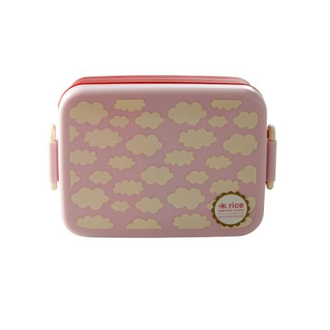 Rice Lunchbox Brotdose Cloud Pink