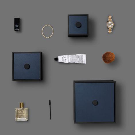 by Lassen Box Frame 20 Dark Grey