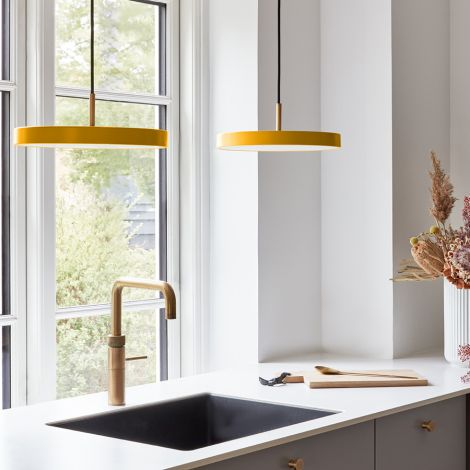 UMAGE - VITA copenhagen Deckenlampe Asteria Mini Saffron