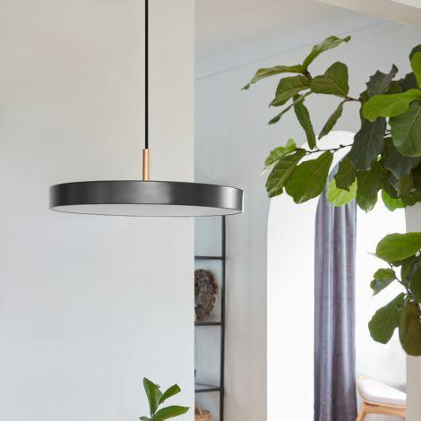 UMAGE - VITA copenhagen Deckenlampe Asteria Mini Anthracite