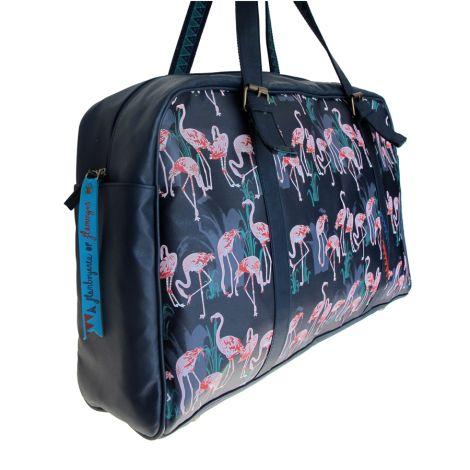 Disaster Designs Reisetasche Collective Noun Flamingo •