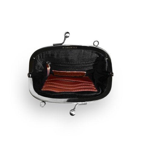 Sticks and Stones Ledertasche Como Bag Mustang Brown