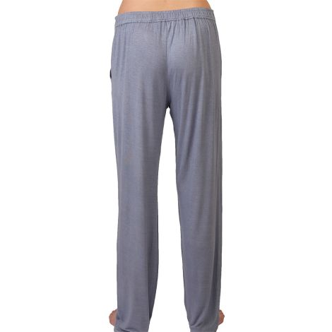 COCOON HOMEWEAR Pyjamahose Daphne Blau