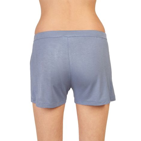 COCOON HOMEWEAR Pyjamashorts Daphne Blau