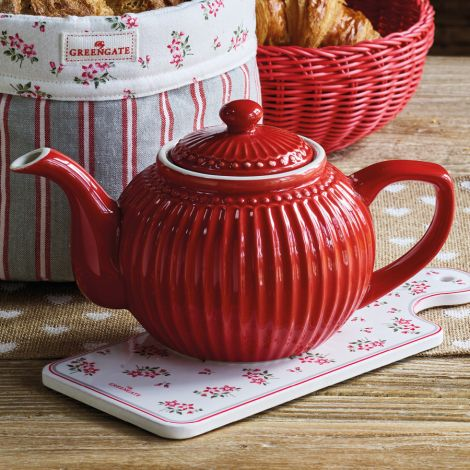 GreenGate Servierbrett Penny Red