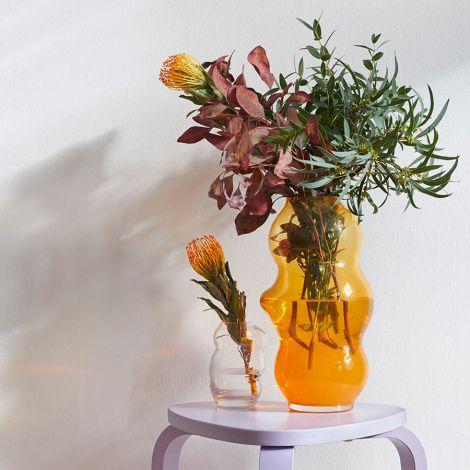 FUNDAMENTAL.BERLIN Vase Muse Large Saffron